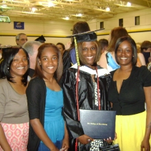 The College of New Jersey Graduation (May 2011)